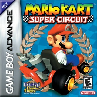 [GBA] Mario Kart: Super Circuit Mario_10