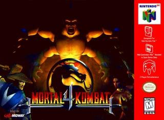 [N64] Mortal Kombat 4 Mortal10