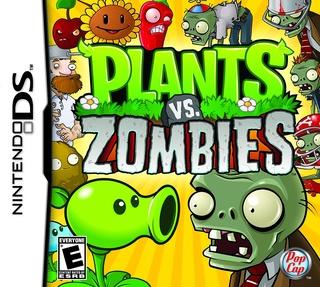 [DS] Plants vs. Zombies Plants10