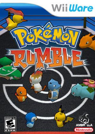 [Wii] Pokémon Rumble Pokymo10