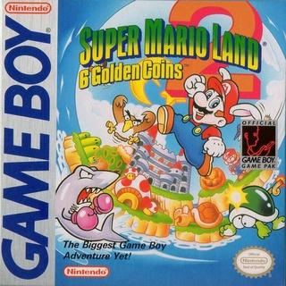 [GB] Super Mario Land 2: 6 Golden Coins Super_10