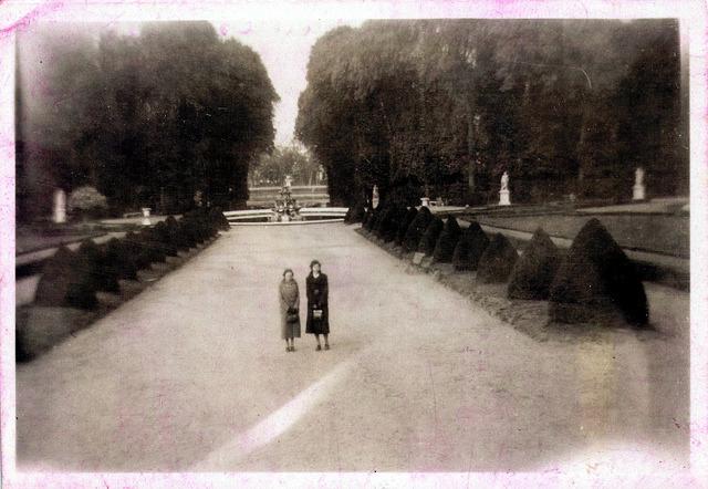 Vues anciennes du Château de Versailles et de son Domaine - Page 2 Tumblr11