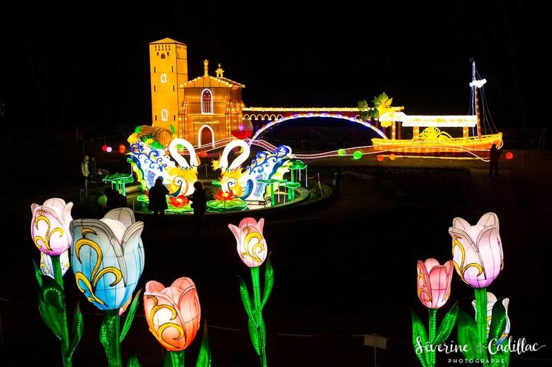 2017 - Festival des lanternes à Gaillac 24883410