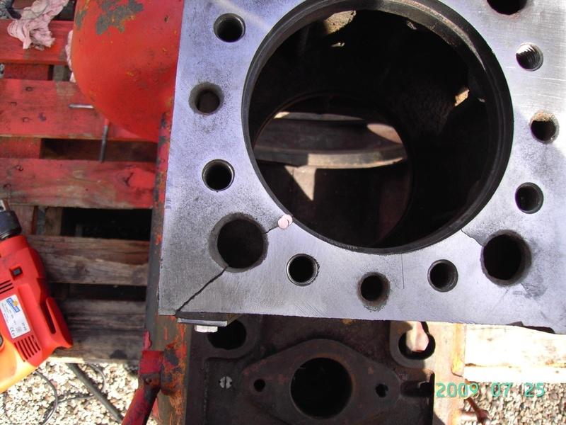 Fissure bloc moteur super BB Point_10