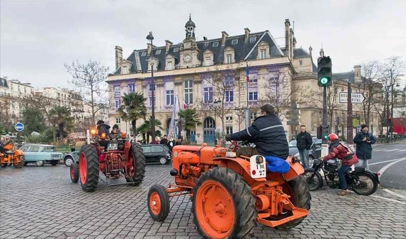 La traversée de Paris le 7 Janvier 2018 Traver13