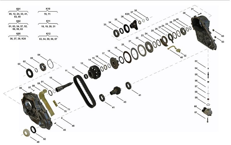 (Abandonné )[ BMW F25 X3 2.0d an 2011 ] problème boite de transfert Atc45010