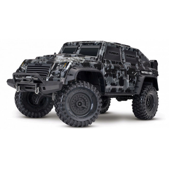 Traxxas TRX-4 Land Rover Defender D110 Scale : Oh le beau joujou ! - Page 9 Trx_4-10