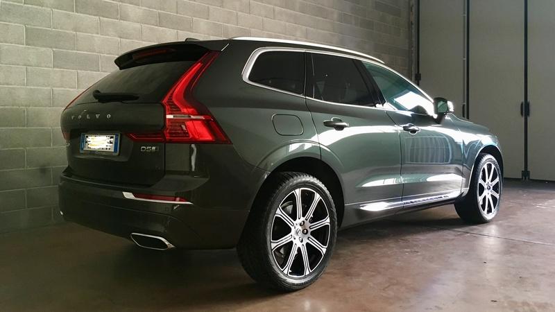Volvo XC60 E0038010
