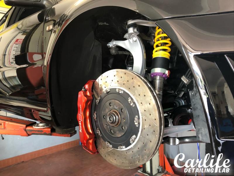 Audi RS4 B5 - sottoscocca E27aaf10