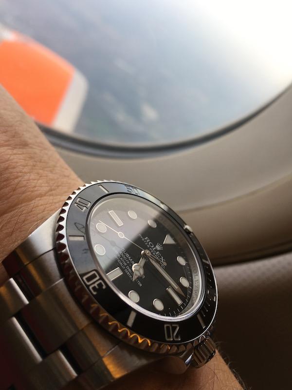 La montre du vendredi, le TGIF watch! - Page 29 Img_1111