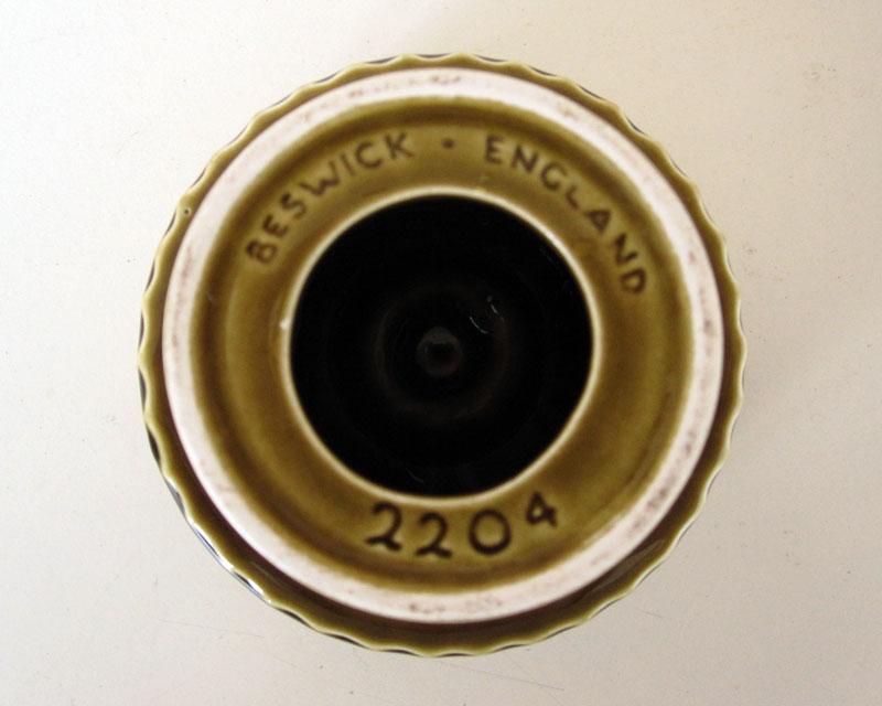 Beswick candle holders - anyone seen these before? Beswic11