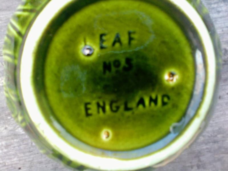 Green leaf bowl Img_2012