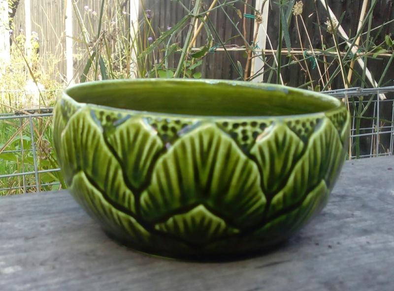 Green leaf bowl Img_2013