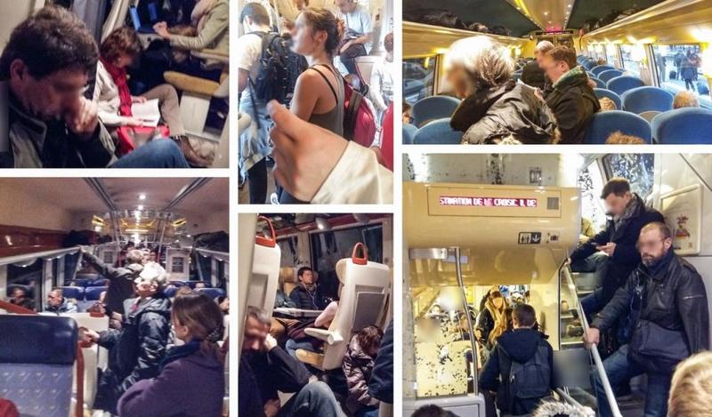 Saint-Nazaire. Dans le TER Le Croisic - Nantes, des usagers à bout Saint-10