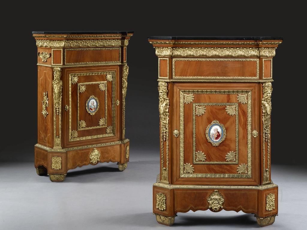 A vendre: meubles et objets divers XVIIIe et Marie Antoinette - Page 7 15107310