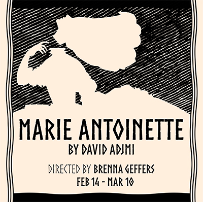 Marie-Antoinette arrive au Curio Theatre Ma-cro10
