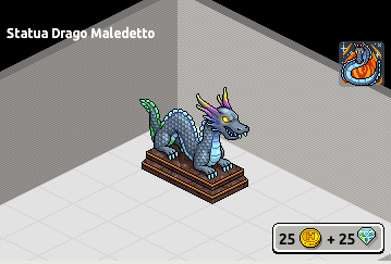 [ALL] Statua Drago Maledetto in Catalogo su Habbo! Screen10