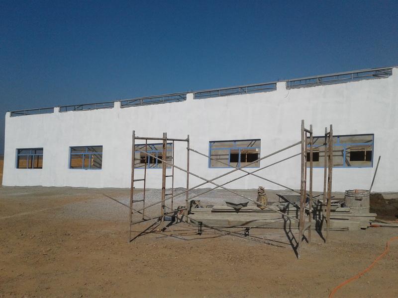 [Maroc Camp/Dernières nouvelles] Nouvelles pour les fêtes de fin d'année à Erkounte Park 20171113