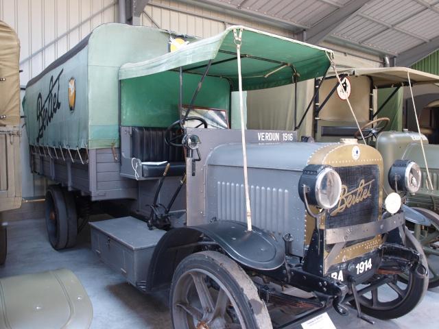 Camion BERLIET CBA 1913-b10