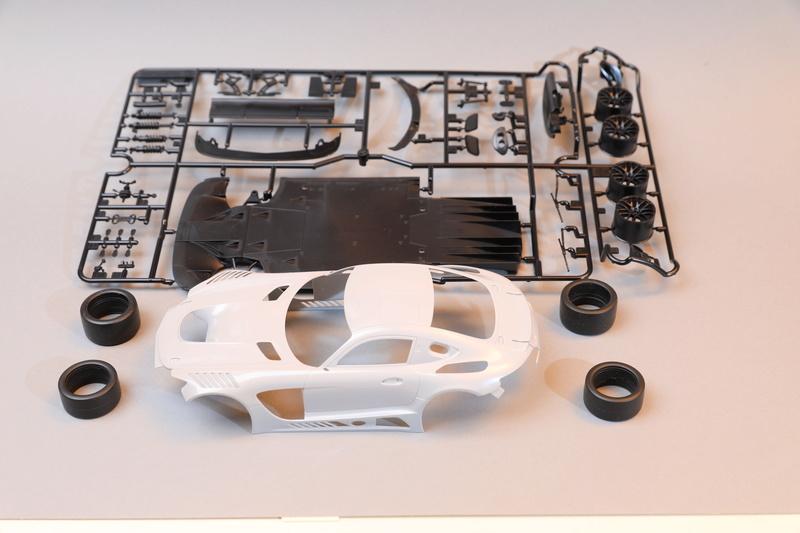 Mercedes AMG GT3  Tamiya 1/24  ref 24345 603a8927