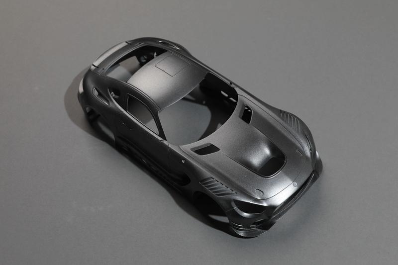 Mercedes AMG GT3  Tamiya 1/24  ref 24345 603a8930