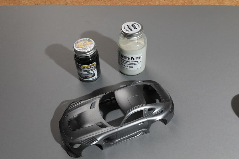Mercedes AMG GT3  Tamiya 1/24  ref 24345 603a8931