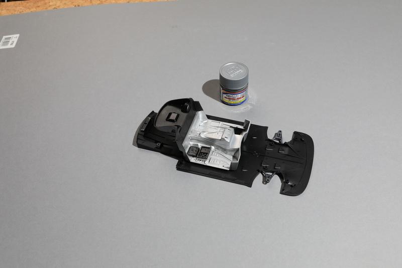 Mercedes AMG GT3  Tamiya 1/24  ref 24345 603a8933