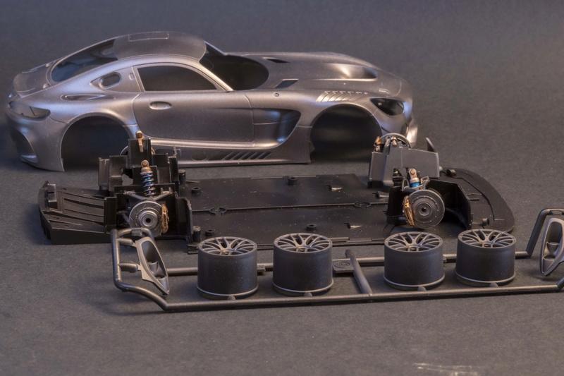 Mercedes AMG GT3  Tamiya 1/24  ref 24345 603a9014