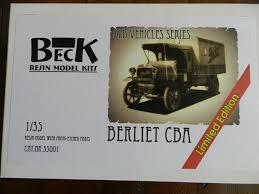 Camion BERLIET CBA Berlie10