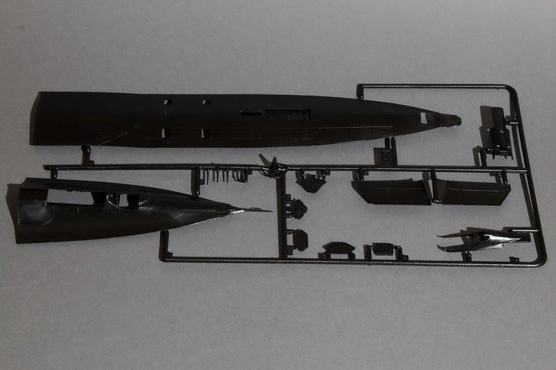 Blackbird  SR-71 avec drone ITALERI 1:72 Img_2565