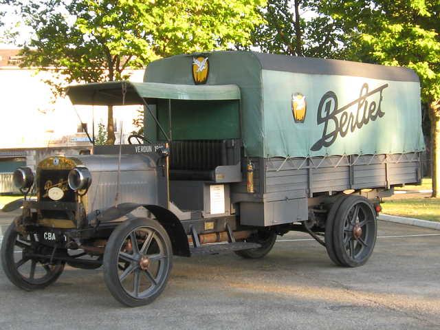Camion BERLIET CBA Nayme910