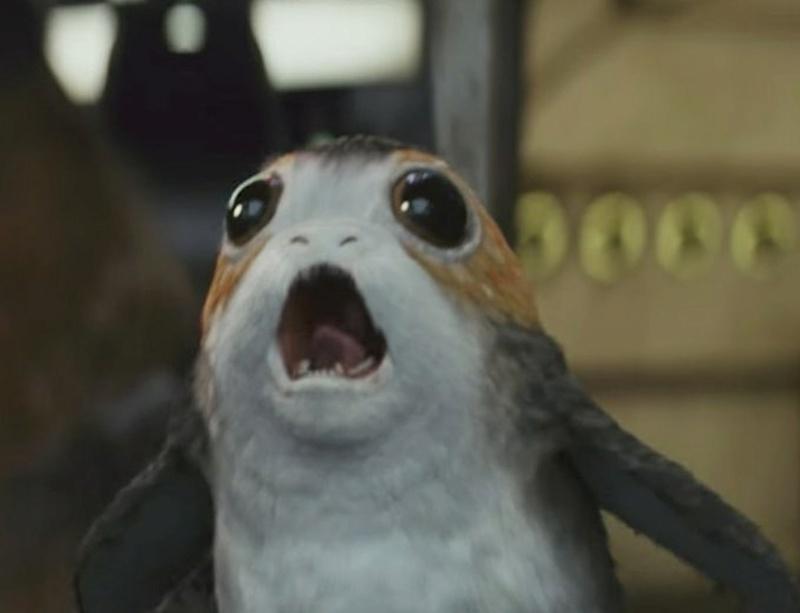 The Last Jedi Trailer(s) Screen10