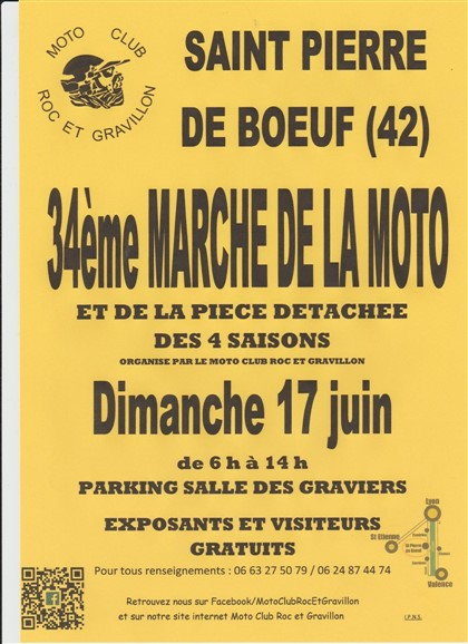 34è marché moto à Saint Pierre de Boeuf (42) - 17/06/2018 Juin_210