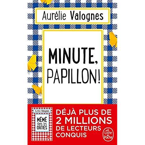 [Valognes, Aurélie] Minute Papillon 51wfua10