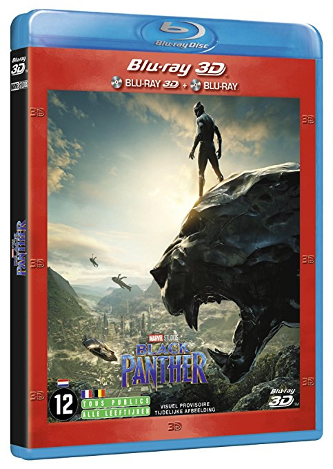 [Marvel] Black Panther (2018) 816m2f10