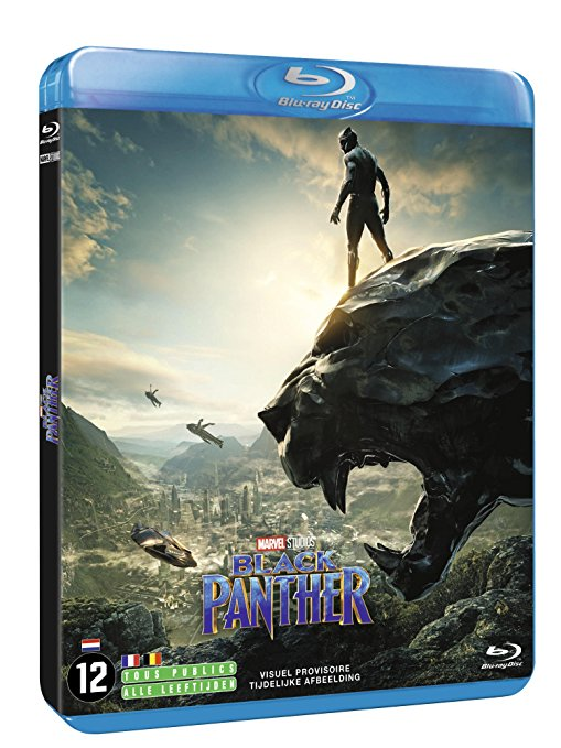 [Marvel] Black Panther (2018) 81qume10