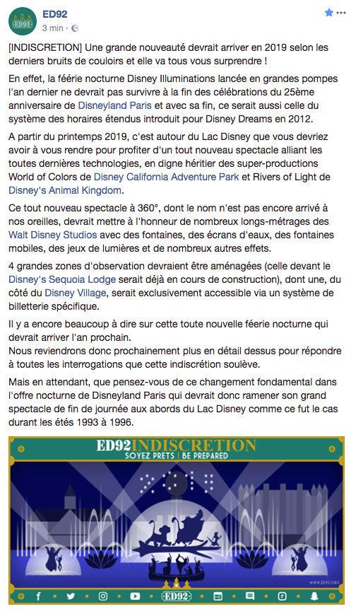 [Rumeur] Nouveau show sur le Lac Disney de Disney Village en 2019 ? Captur21