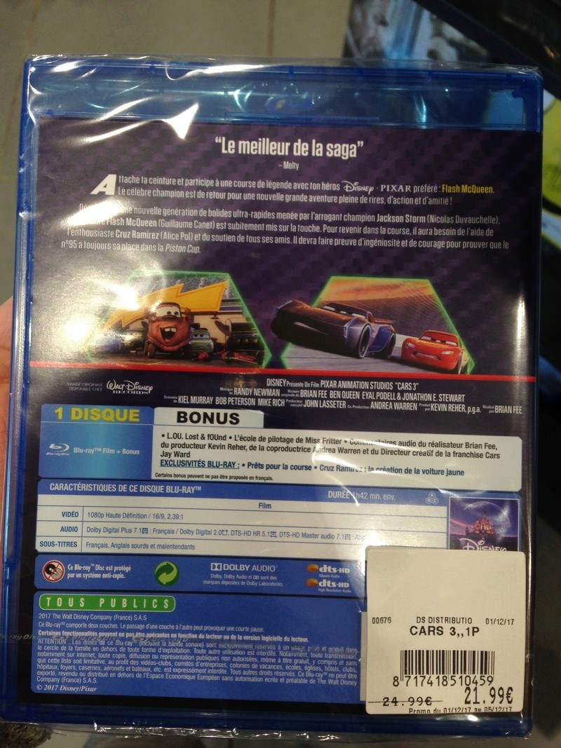 [Pixar] Cars 3 (2017) - Page 8 Img_7613