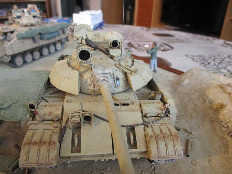 Guerre du Golfe 1991 - MCV Warrior (Academy) et T55 Enigma (ESCI et Verlinden)  Img_0010