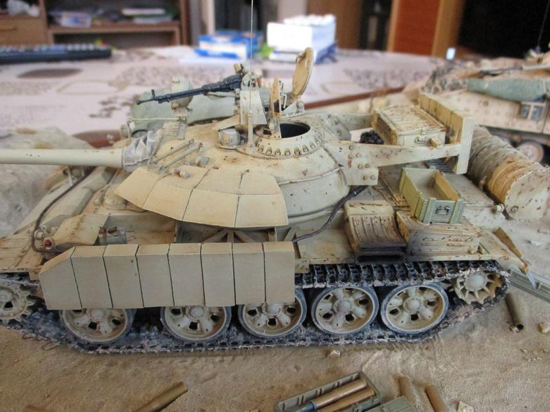 Guerre du Golfe 1991 - MCV Warrior (Academy) et T55 Enigma (ESCI et Verlinden)  Img_0013