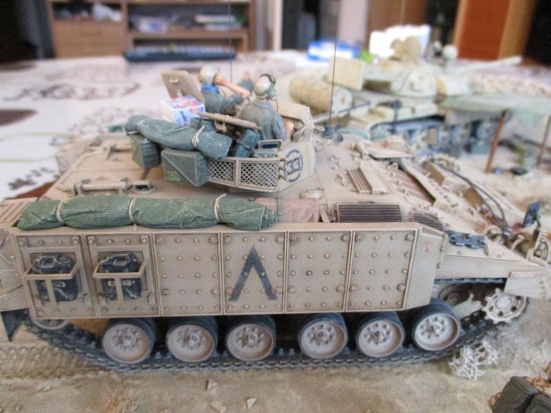 Guerre du Golfe 1991 - MCV Warrior (Academy) et T55 Enigma (ESCI et Verlinden)  Img_0017