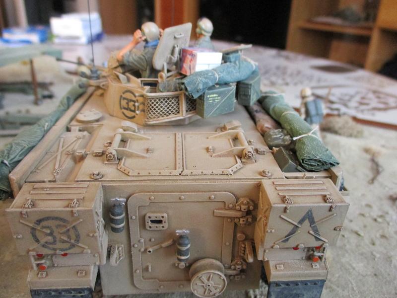 Guerre du Golfe 1991 - MCV Warrior (Academy) et T55 Enigma (ESCI et Verlinden)  Img_0019