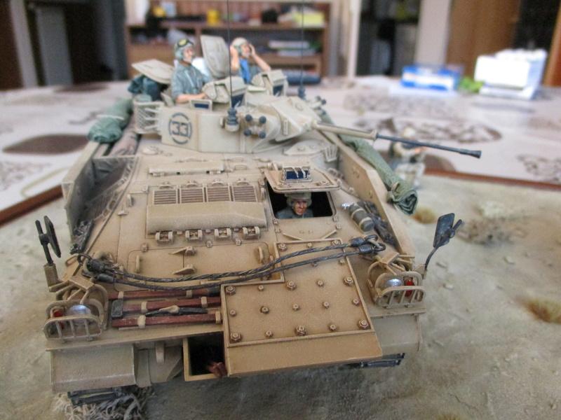 Guerre du Golfe 1991 - MCV Warrior (Academy) et T55 Enigma (ESCI et Verlinden)  Img_0020