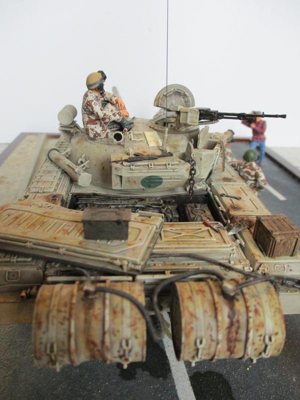 T-72 Irakien - Tamiya + Verlinden - 1/35 Img_0038