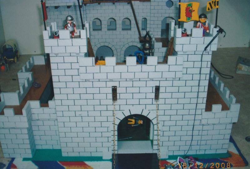 Chateau pour Playmobil Img_2011
