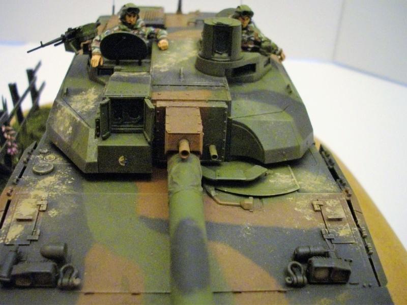 Quelle peinture pour mon AMX 13 1/35 Tamiya ? Imgp0710