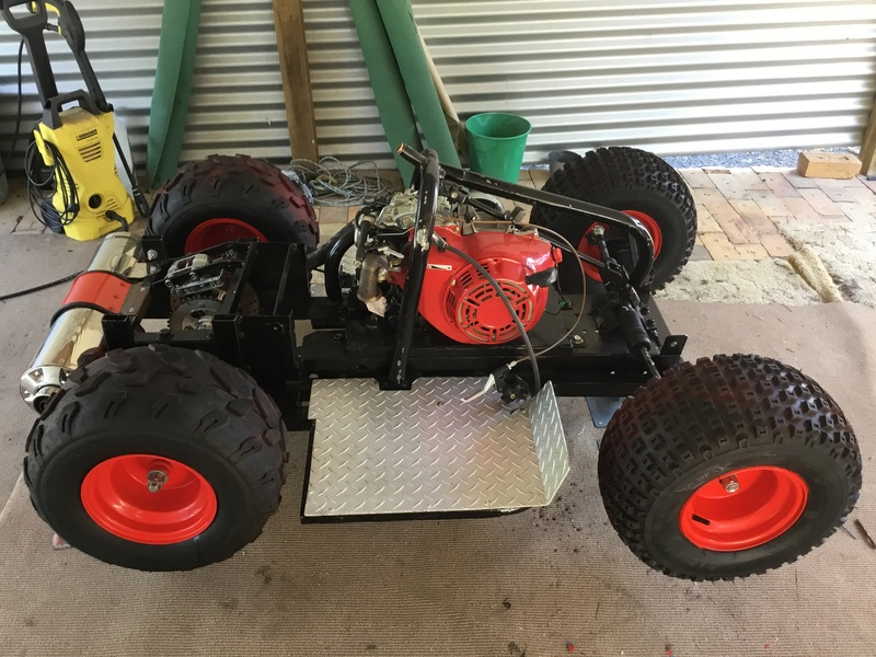 2017 lawn tractor buildoff SPEEDSTER Dave 007 [2017 Build-Off Entry] [Finalist] 49179a10