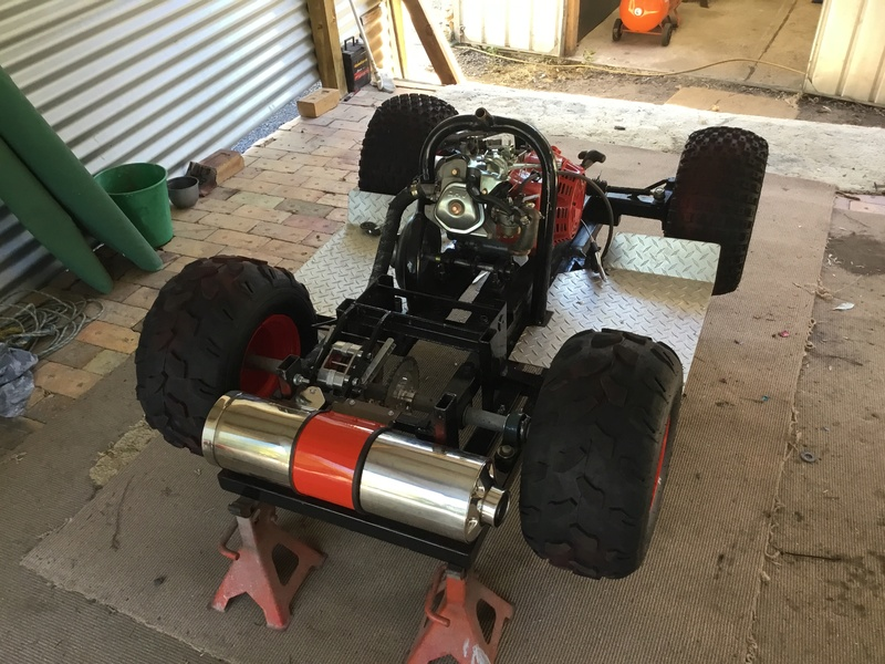 2017 lawn tractor buildoff SPEEDSTER Dave 007 [2017 Build-Off Entry] [Finalist] A4de0a10