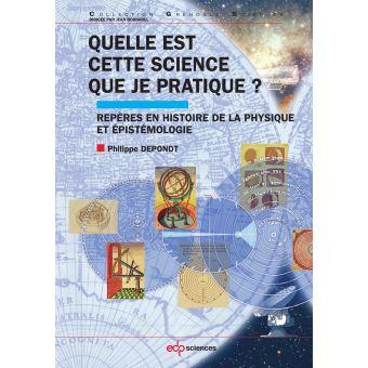 Livre : Quelle est cette science que je pratique ?  Quelle10