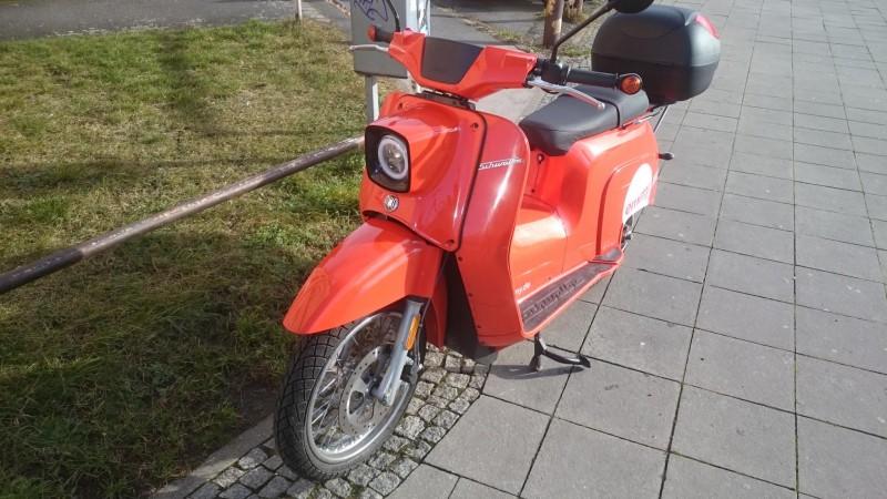 Scooters électriques de l'Est 110